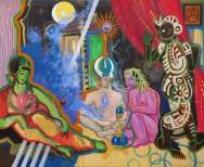La Dolce Vita (nach Delacroix), 2013